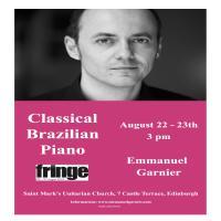 Classical Brazilian Piano