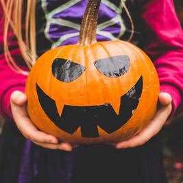 Enjoy a Big Trick or Treat at Lakeside this October