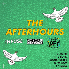Infuse x Animal Crossing - The Afterhours