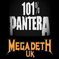 101% Pantera and Megadeth UK