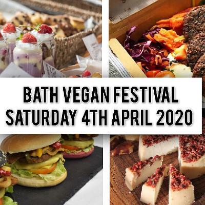 Vegan Festival 2020.Bath Vegan Festival At Bath Pavilion