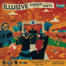 Illusive Presents: The Garden Party   DEL-30