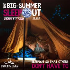 Big Summer SleepOut