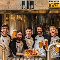 FIRST KRAFT BEER OKTOBERFEST IN LONDON