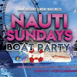 Nauti Sundays Boat Party