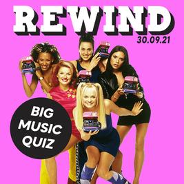 Rewinds Big Music Quiz