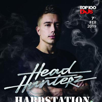 Everlab: Hard Station with Headhunterz in London