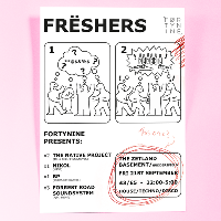 Fortynine Freshers Party W/ The Native Project, Nikol & More