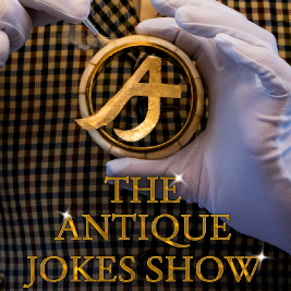 The Antique Jokes Show Tickets   Aces And Eights Saloon Bar London    Wed 7th October 2020 Lineup