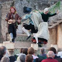 Outdoor Theatre: Comedy of Errors