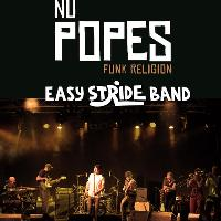 Nu Popes + Easy Stride Band at Small Seeds, Huddersfield