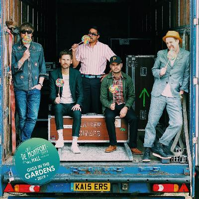 Kaiser Chiefs, The Vaccines and The Twang