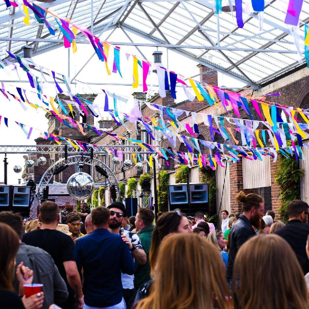 Gin and Disco returns to Carriage Shed - Chester