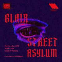 Blair Street Asylum // Halloween 2019 // Free Tickets