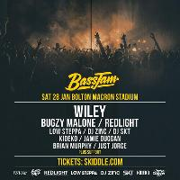Bass Jam w/ Wiley, Bugzy Malone, Redlight, Low Steppa & More