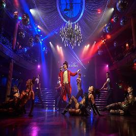 The ultimate tribute to moulin rouge