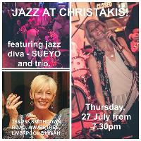 Jazz at Christakis