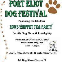 Port Eliot Dog Festival and Whippet Tea Party