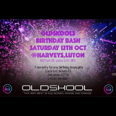 Oldskool birthday bash