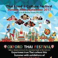 Oxford Thai Food & Culture Festival