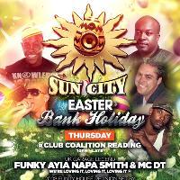 Sun City Easter Cracker