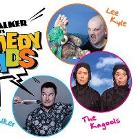 Comedy for Kids:July
