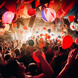 Cirque Du Soul: Leeds // DJ Seinfeld, Bou, Eliza Rose