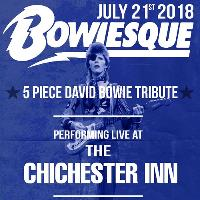 Bowiesque Live @ The Chichester Inn