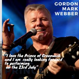 Gordon Mark Webber @ The Prince of Greenwich