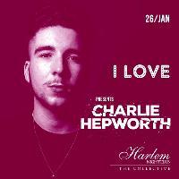 I Love... Charlie Hepworth