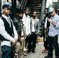 Hawker Yard LIVE presents Hypnotic Brass Ensemble + Support