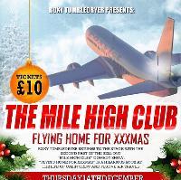 Roxy Tumbledryer Presents: TMHC - Flying home for XXXMAS