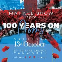 MATINEE SHOW 3pm - Secret Symphony pres. The 100 Years On Proms