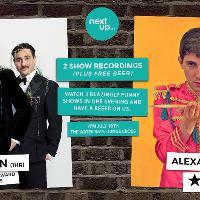 Max & Ivan (1hr) + Alexander Fox (1hr) // LIVE FILMING