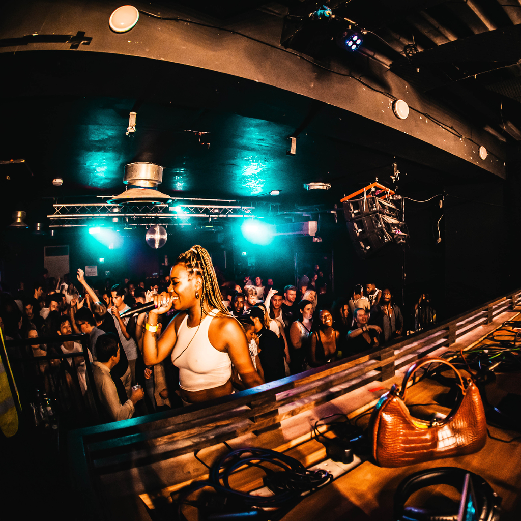 The Link-Up x Cvssette Club: Hip-Hop x UKG x Dancehall x Rap at Brixton Jamm