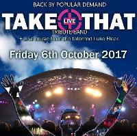 Take That LIVE Tribute Band - Scotton Village Hall, Harrogate