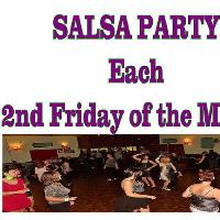 Cannock & Stafford Salsa Party (Thank God It