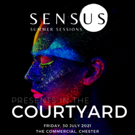 Sensus x The Emerge Project - Presents In The Courtyard