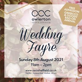 The OEC Wedding Fayre