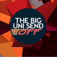 Big Uni Send Off: Bushbaby b2b Zero b2b Freddie Martin
