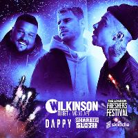 The London Freshers Festival / Wilkinson, Dappy, & Charlie Sloth