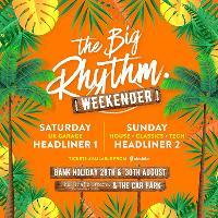 The Big Rhythm Weekender