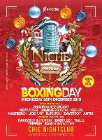 Niche Birmingham Boxing Day Special