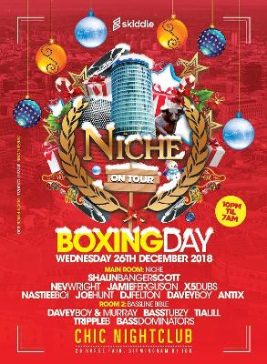 Niche Birmingham Boxing Day Special