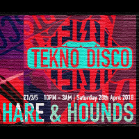 Tekno Disco Presents Paradise Garage