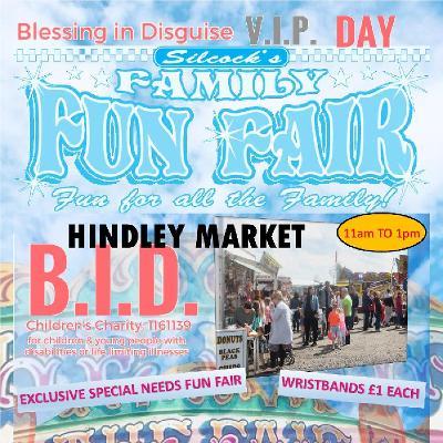 Blessing in Disguise VIP Fun Fair