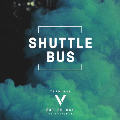 Terminal V -Return Bus shuttle service