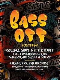 The Bass-Off! BASSOFF DEBUT SHEFFIELD EVENT @Plot22