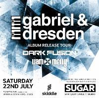 Coco&Green + Flatline Present Gabriel & Dresden + Dark Fusion