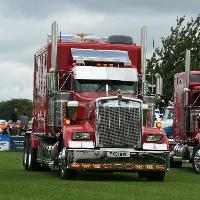 Truckfest North East